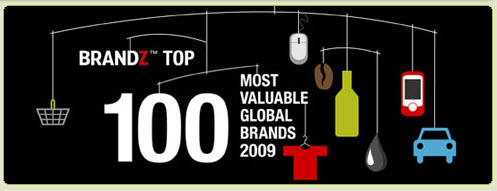 2009 BrandZ Report!
