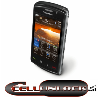 Win 1 Of  50 Free BlackBerry Storm2 Unlock Codes From CellUnlock!