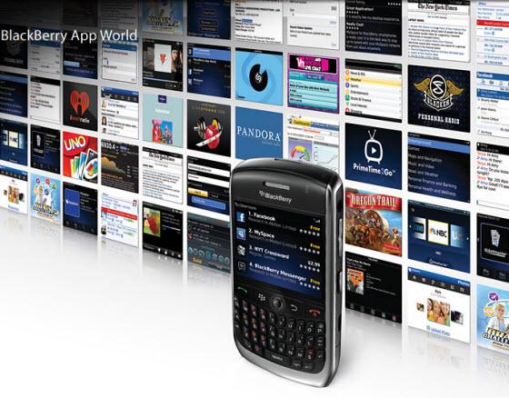 BlackBerry App World Updated!