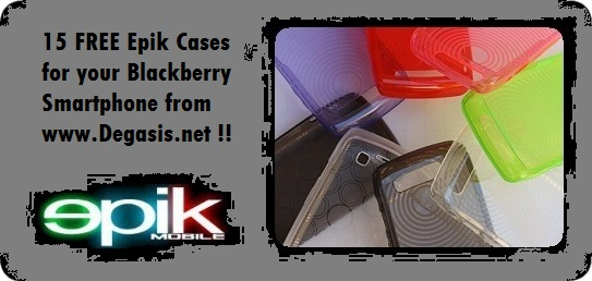 Enter To Win 1 Of 15 Epix Cases For Your BlackBerry Smartphone