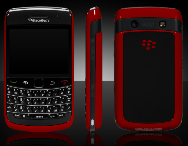 Colorware All Set To Make Your BlackBerry Bold 9700 Sexier!