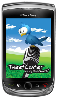 Tweetcaster for BlackBerry