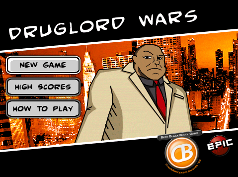 Get Drug Lord Wars For Only $1.49 Until January 19th