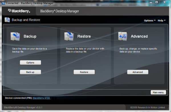 Desktop Manager