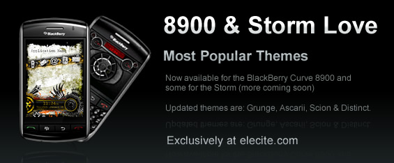 Elecite Themes Now Available For 8900 And Storm!