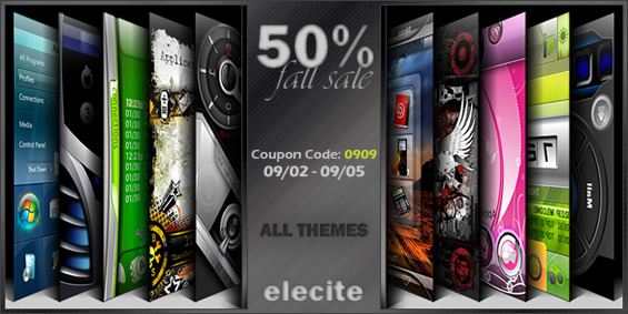 Elecite Fall Sale