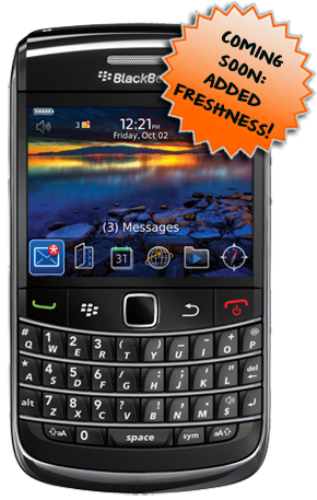 Rumor: BlackBerry Onyx Delta - A BlackBerry Bold 9700 refresh?