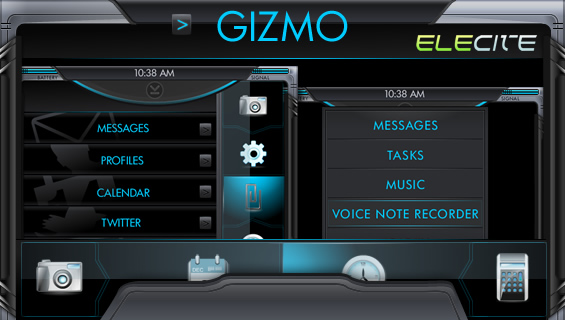 New Premium Theme From Elecite - Gizmo