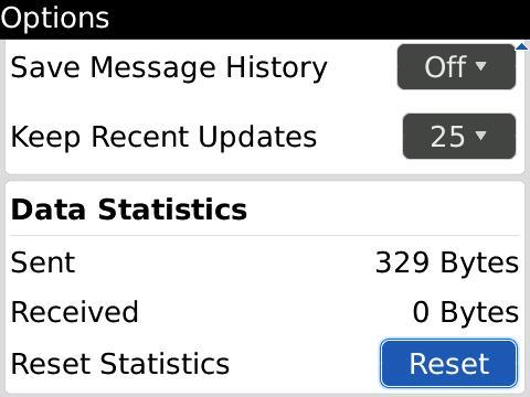 Data Usage Tracker!