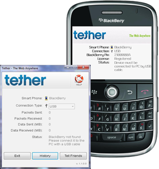 Tether- TetherBerry Rebranded Get It Now On Sale!