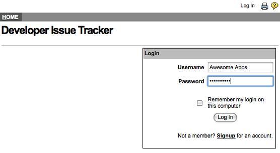 Application Tracker!