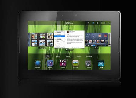 BlackBerry PlayBook SDK