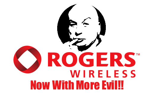 Rogers Now With More Evil!