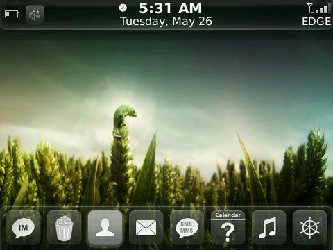 Neu: Clean And Fresh Free Theme for 8900, 9000 And 83xx Devices!