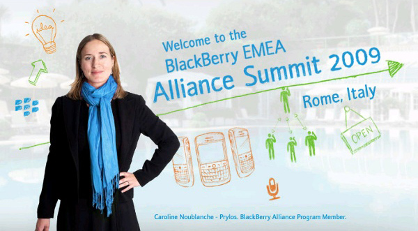 European BlackBerry Alliance Members Summit!