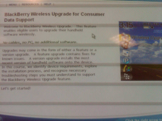 OTA Updates Arriving Soon On AT&T!