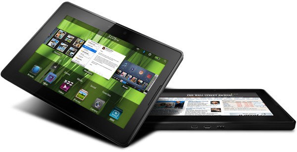 RIM Announces Retail Channels for BlackBerry PlayBook