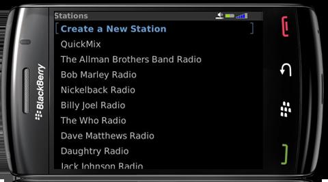 Pandora 5.0 OS Update
