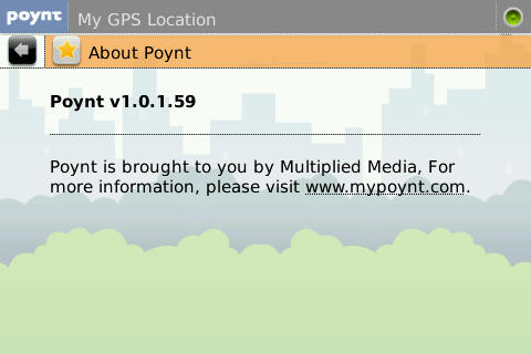 Poynt Updated To 1.0.1.59  For BlackBerry 8xxx,Bold, Storm!!