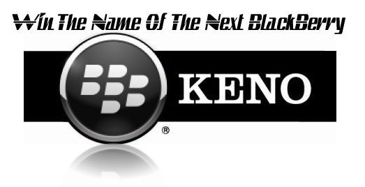 Dear RIM, Quit Gaming Us.. Product Branding Isn't Keno