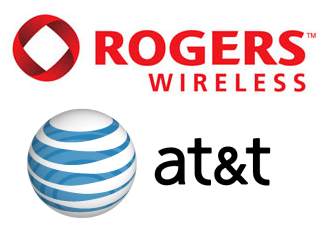 Official OS Releases From AT&T And Rogers