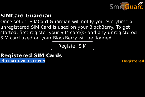 SIMGuardian Helps In Case Of Stolen Device!