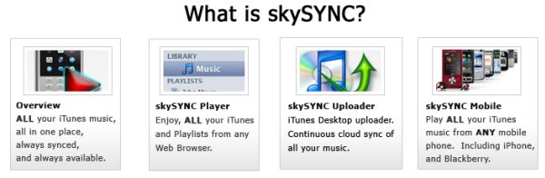 skySYNC- Launches In Beta Form, Looking To Serve Up Your Music
