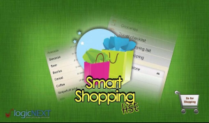 Smart Shopping List Screen