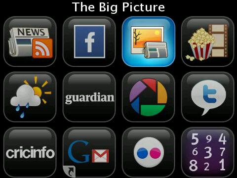 SnapTu Bringing Widgets To Your BlackBerry