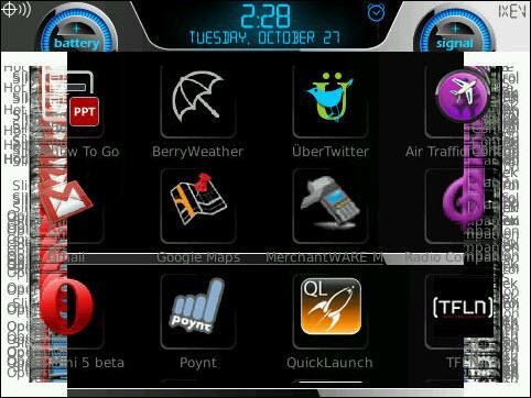 9530 OS Theme Bug