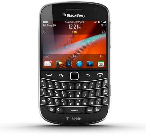 T-Mobile Launches the BlackBerry Bold 9900, Its First 4G BlackBerry Smartphone