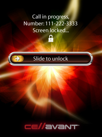 TalkLock™ (BETA) For BlackBerry Storm!