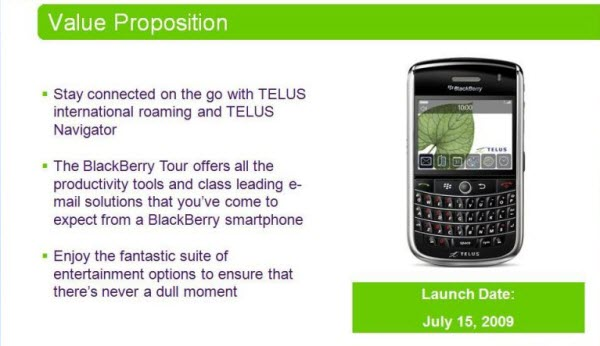 Telus Tour Pricing And Launch Date!