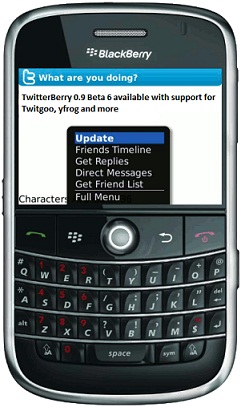 TwitterBerry Beta 6 Now Available!