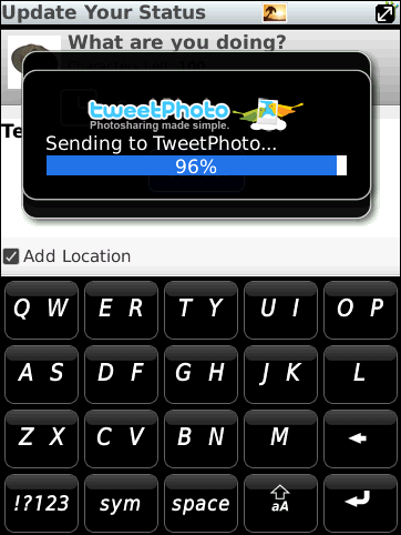 ÜberTwitter Now With TweetPhoto Integration!