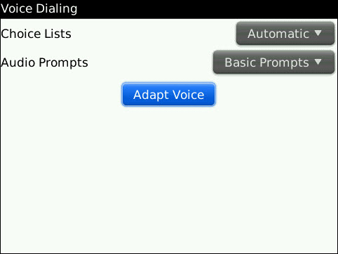 Voice Activated Dialing- Do You Use It?
