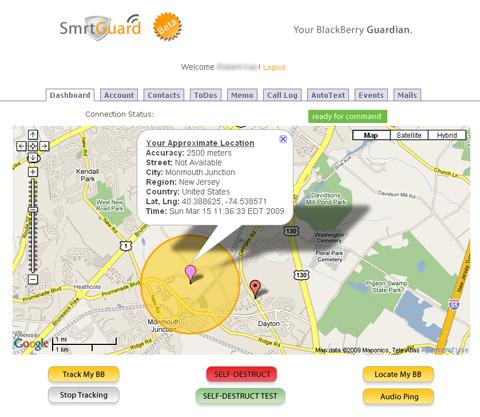 Web Based Tracking With SmrtGuard!