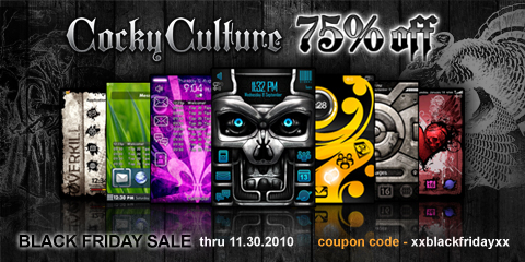 Cocky Culture Black Friday Sale