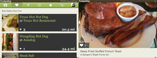 Foodspotting Best Dishes Near You
