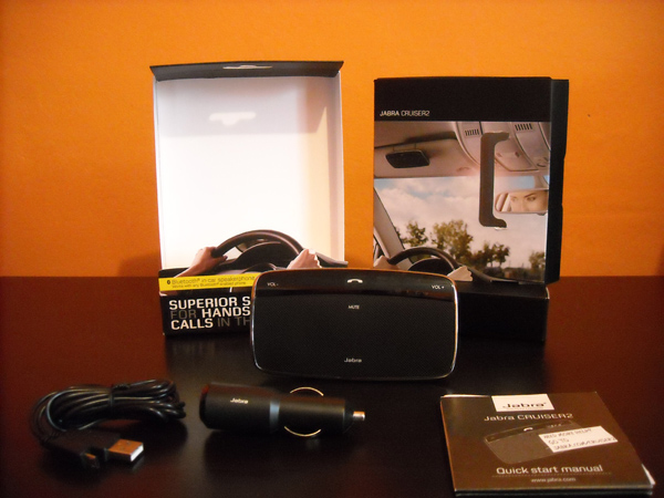 Jabra Cruiser 2 Contents