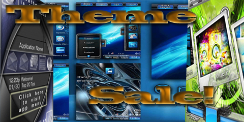 Blackberry Themes by KD