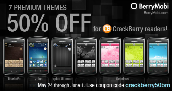 BerryMobi Theme Sale