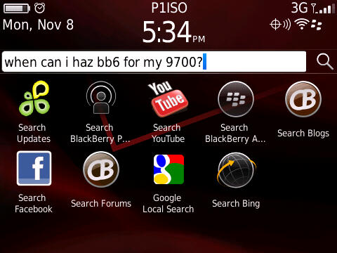 CrackBerry.com Search
