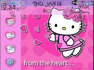 Animated Hello Kitty