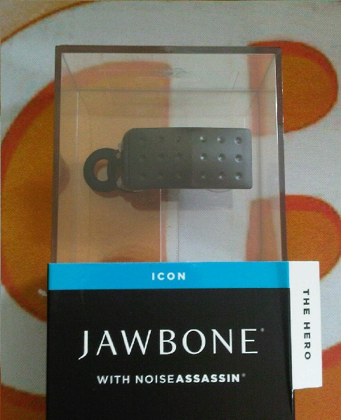 "Jawbone ICON ""The Hero"""