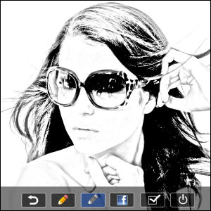 Sketch Effect by Twist Mobile