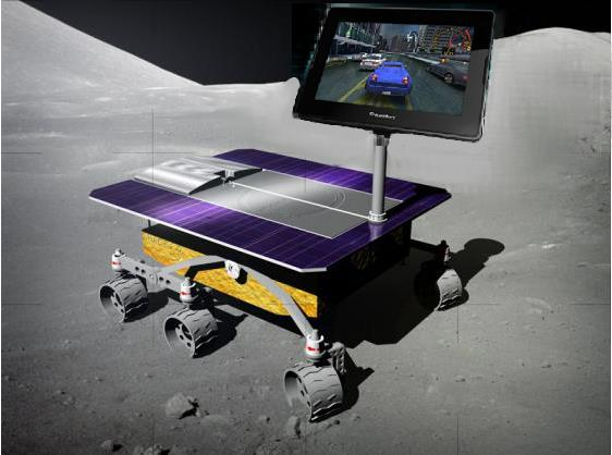 PlayBook Moon Landing