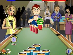 Pong Shot