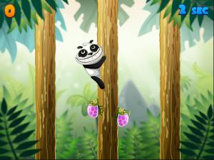 Panda vs Bugs