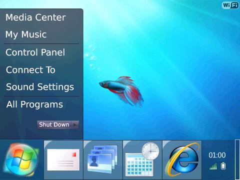 Windows 7 Ultimate by VSMDesign